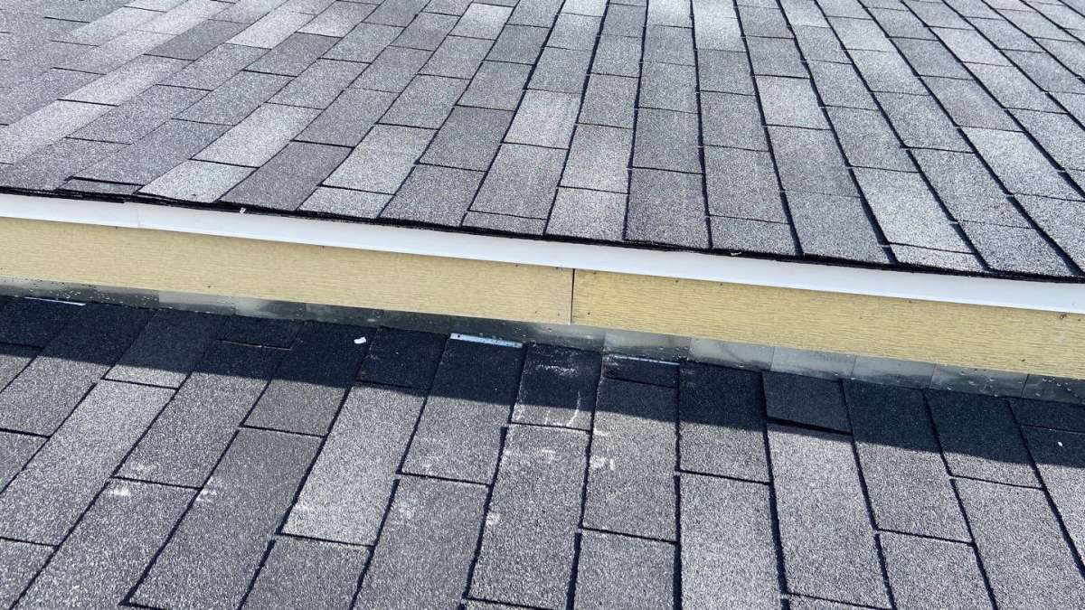 Roof Damage Repairs Come In Different Sizes